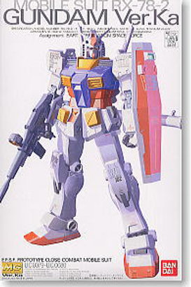 Mobile Suit RX-78-2 Gundam Ver Ka