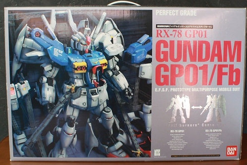 RX-78 GP01 Gundam GP01/Fb