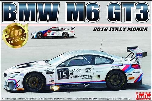 BMW M6 GT3 2016 GT Series Monza