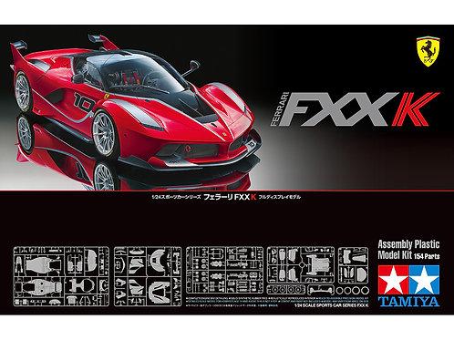 Ferrari FXXK + Extras