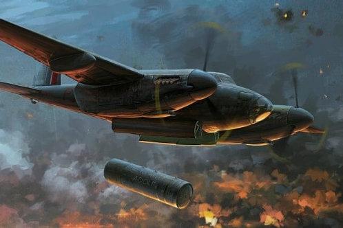 de Havilland Mosquito B Mk.IV Series II + Extras!