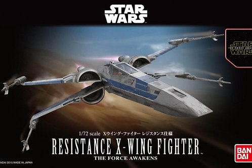 Resistance X-Wing Fighter (The Force Awakens)
