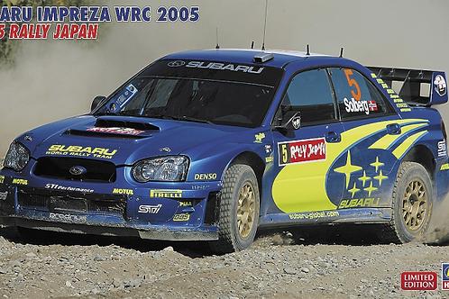 Subaru Impreza WRC 2005 Rally Japan