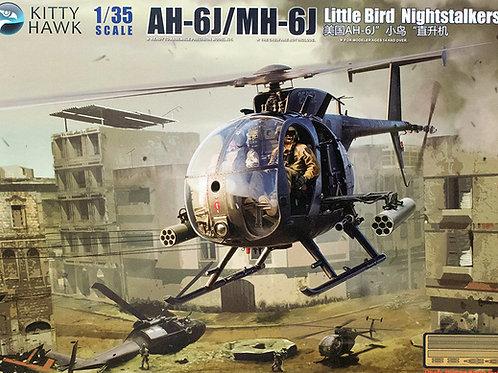 "AH-6J/MH-6J ""LittleBird"" Nightstalkers + Extras"