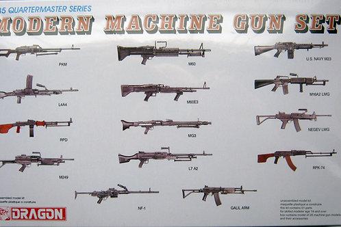 Modern Machine Gun set