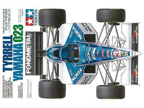 Tyrrell F1 Yamaha 023