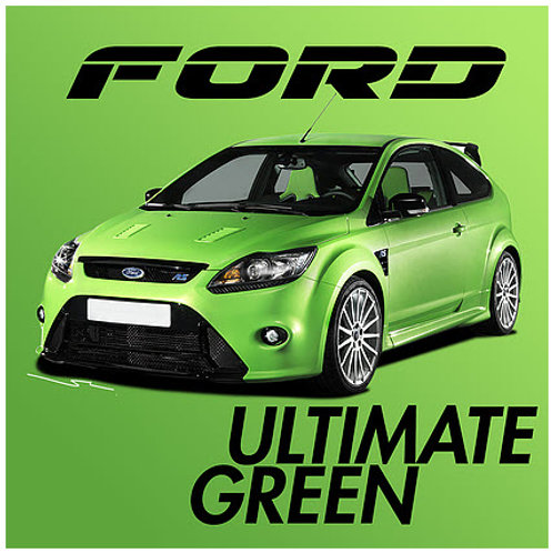 Splash Paints - Ford Ultimate Green