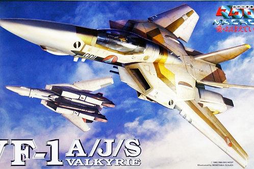 VF-1 a/j/s Valkyrie