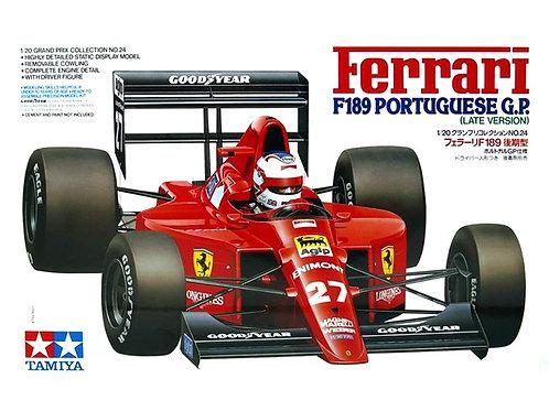 Ferrari F189 Late Version