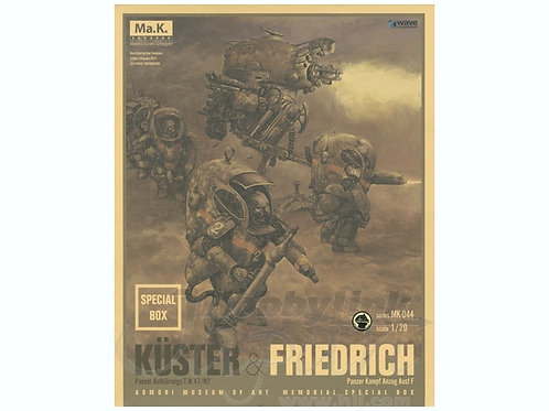 Kuster & Friedrich Special Box (Multiple Kits)