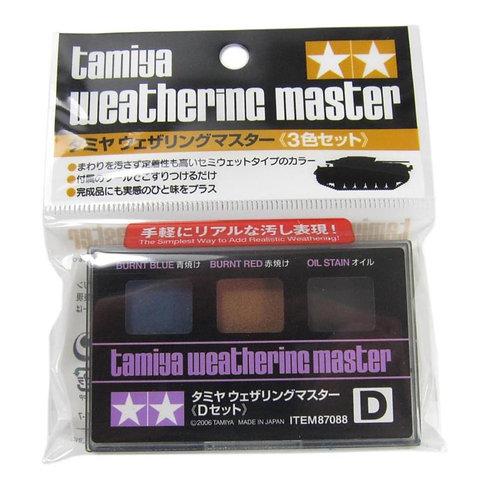Tamiya Weathering Master - Set D