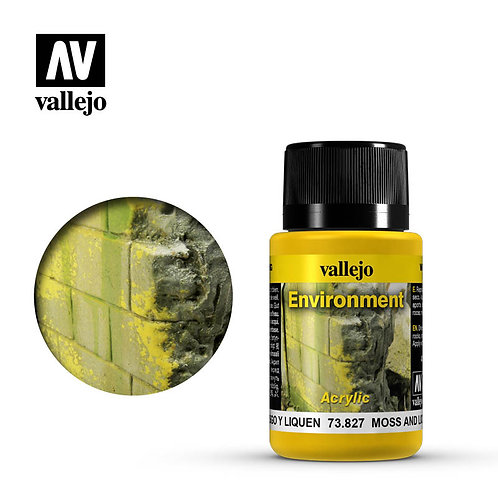Vallejo Environmental - Moss and Lichen