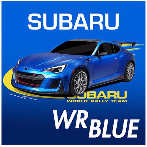 Splash Paints - Subaru WR Blue