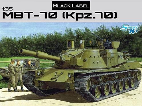 MBT-70 (Kpz.70) Prototype Tank