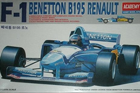 Benetton Renault B195