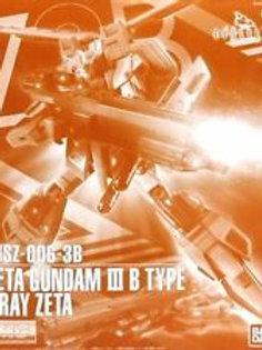MSZ-006-3B Zeta Gundam III B Type Gray Zeta