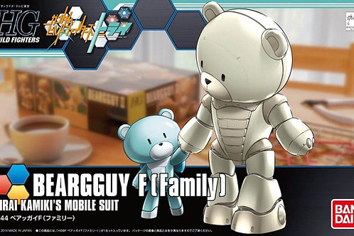 Beargguy F (Family) HG