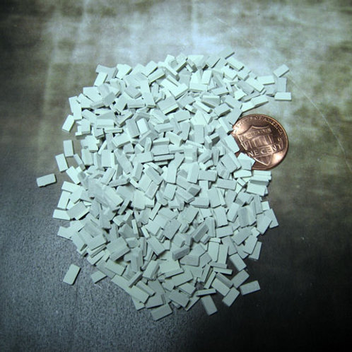 Grey Ceramic Bricks