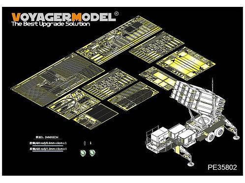 Detail Set for Modern U.S.MIM-104F Patriot SAM System PAC-3 Basic Parts (Dragon)