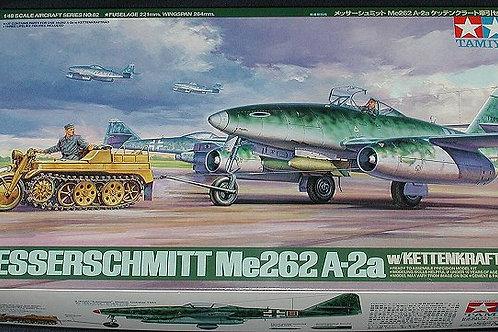 Messerschmitt Me262 A-2a w Kettenkraftrad