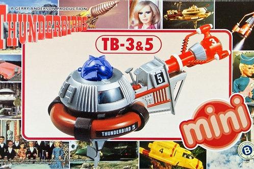 Thunderbirds TB-3&5 Mini