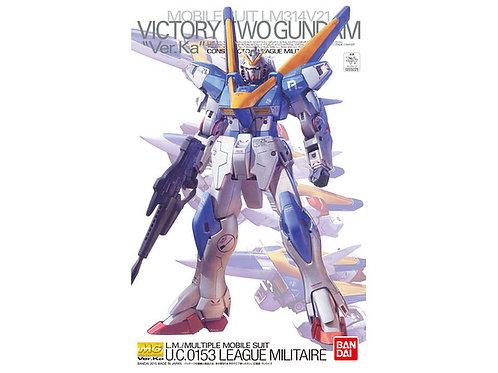 Victory Two Gundam Ver.Ka w Premium Decals