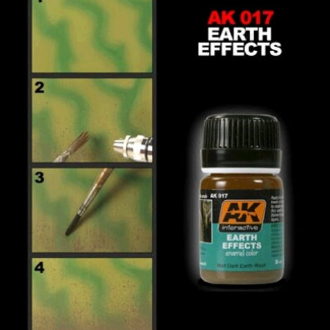 AK Wash - Earth Effects - AK017