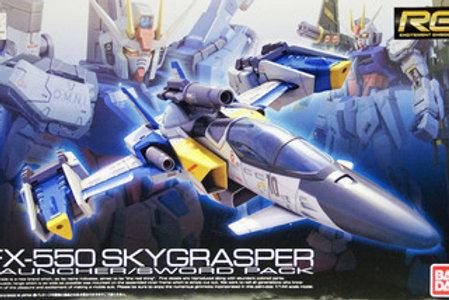 FX-550 Skygrasper Launcher/Sword Pack (RG06)
