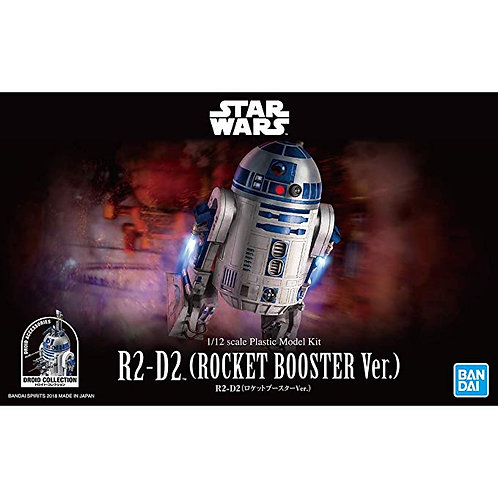 R2-D2 Rocket Version