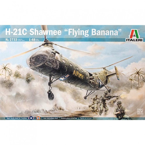 H-21C Shanwee Flying Banana