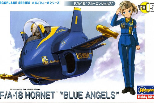 F/A-18 Hornet 'Blue Angels' Eggplane