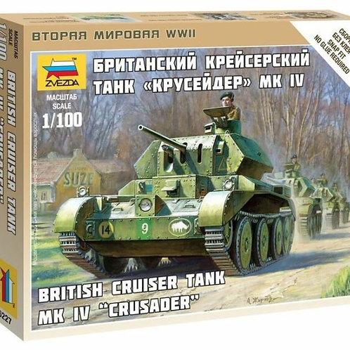 British Tank A3 Mk.II Cruiser Mk.IV