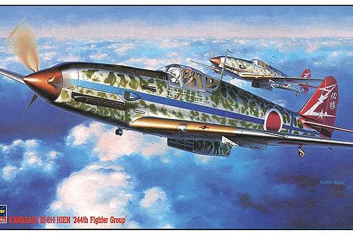 """Kawasaki Ki-61-I Hien (Tony) """"244th Fighter Group"""""""
