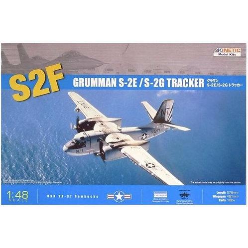 Grumman S-2E/S-2G Tracker US Navy