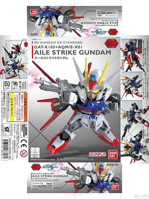 Aile Strike Gundam SD-EX