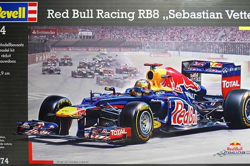 Red Bull Racing RB8 + Extras