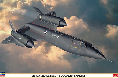 SR-71A Blackbird 'Bodonian Express'
