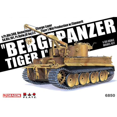 Bergepanzer Tiger I S.Pz.Abt.508 Demolition Charge Layer