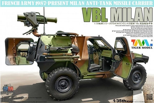 VBL Milan Anti-Tank Missile Carrier