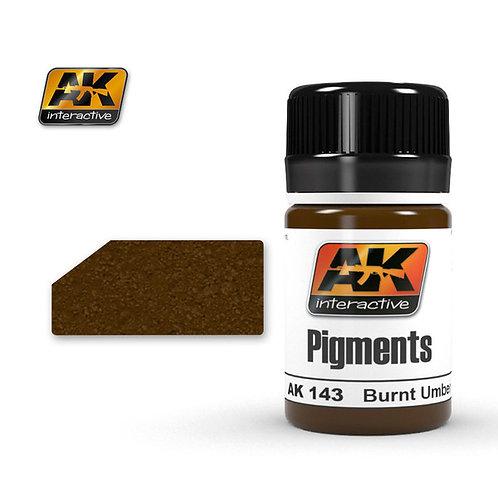 Burnt Umber Pigment