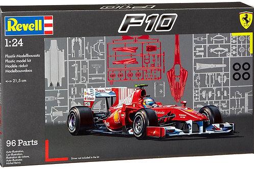 Ferrari F10 + Extras