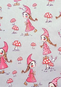 Mädchen mit Zipfelmütze