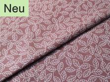 Blätter rosa altroas fuchsia Meerschweinchen Kuschelsachen