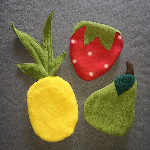Tasche mit Kühlakku Früchte