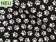 Tatze Pfote Pfötchen Stoff Meerschweinchen Hund Kuschelprodukt