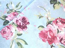 Rosen blau rosa vintage Meerschweinchen