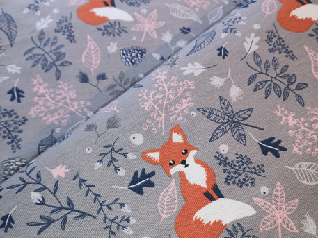 Füchse Fuchs Meerschweinchen Wald