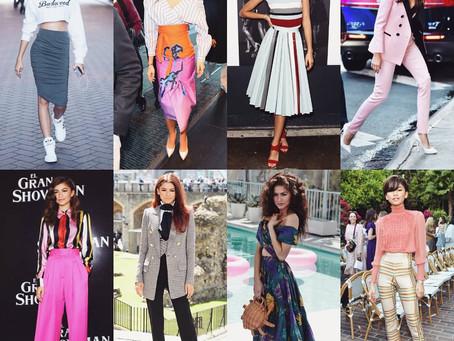 #FashionFuel  Style Inspiration!! Zendaya