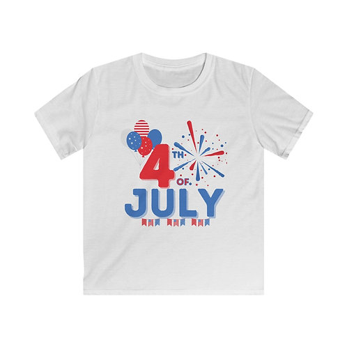 4th of July Youth Tee