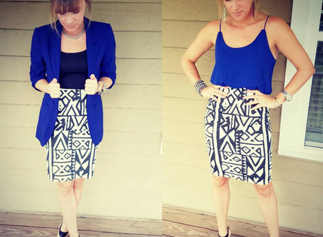 #FashionFuel  HOW TO: Get more use out of BUSINESS CASUAL